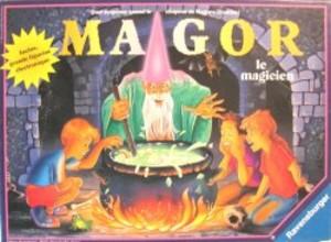 Magor le Magicien