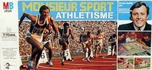 Monsieur Sport : Athlétisme
