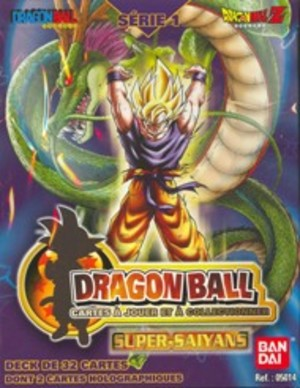 Dragon Ball : Serie 1 Starter - Super-Saiyans