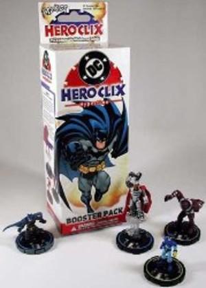 DC Heroclix - DC Hypertime Booster