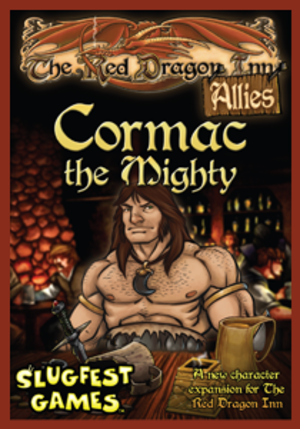 The Red Dragon Inn : Allies - Cormac The Giant