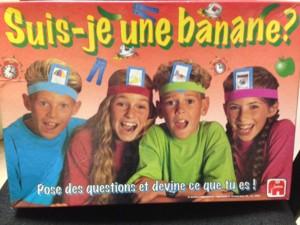 Suis-je une banane ?
