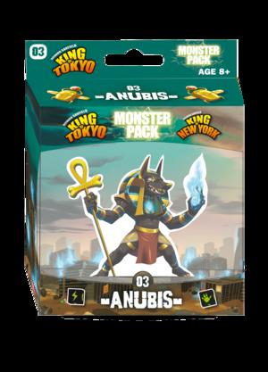King of Tokyo : Anubis Monster Pack