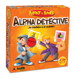 Mont-à-mots Alpha Détective