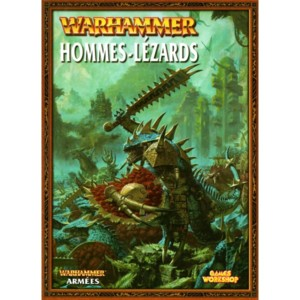 Warhammer codex : Hommes-Lézards