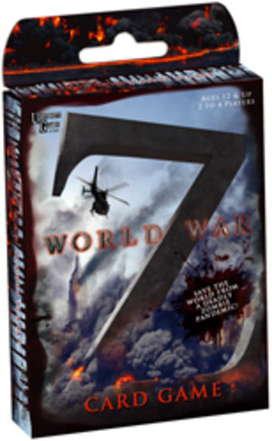 World War Z: Card Game