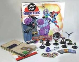 DC Heroclix - Starter Hypertime Premier