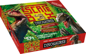 Escape Box Dinosaures