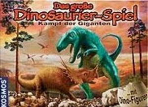 Das große Dinosaurier-Spiel