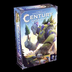 Century  édition Golem
