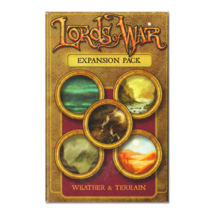 Lords of War: Weather and Terrain Expansion Pack