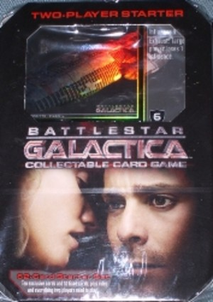 Battlestar Galactica CCG - 2 Player Starter Deck
