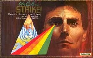Uri Geller's Strike