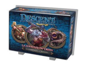 Descent Seconde Édition :  La Couronne du Destin