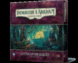 Horreur à Arkham : Le Jeu de Cartes - La Civilisation Oubliée