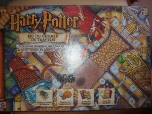 Harry Potter : jeu du chemin de traverse