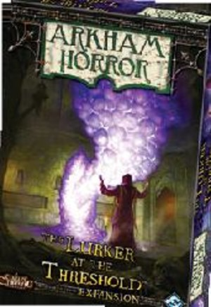 Arkham Horror : The Lurker at the Threshold