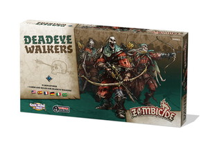 Zombicide Black Plague : Deadeye Walkers