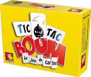 Tic Tac Boum : le jeu de cartes