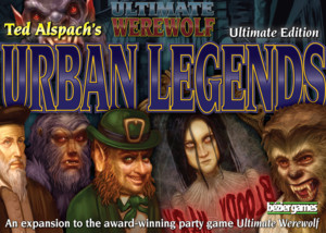 Ultimate Werewolf: Urban Legends