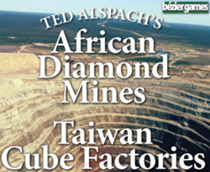 Steam - AoS: African Diamond Mines - Taiwan Cube Factories