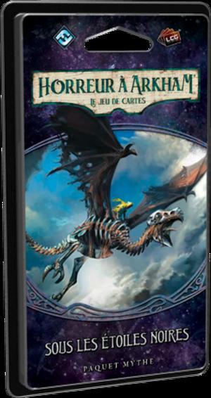 Horreur à Arkham : Le Jeu de Cartes - Sous les Etoiles Noires