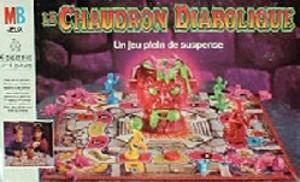 Le Chaudron Diabolique
