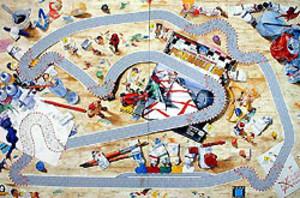 Formule Dé : Circuit 10 ème Anniversaire