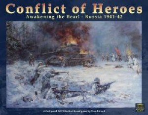 Conflict of Heroes - Awakening the Bear !
