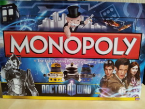 Monopoly Doctor Who