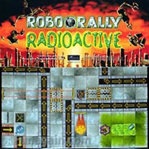Roborally : Radioactive