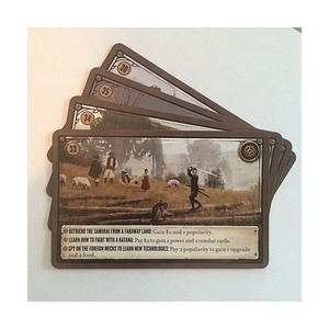 "Scythe - Extension ""Cartes 'Rencontre' promotionnelles n° 33 à 36"" (promo pack #2)"