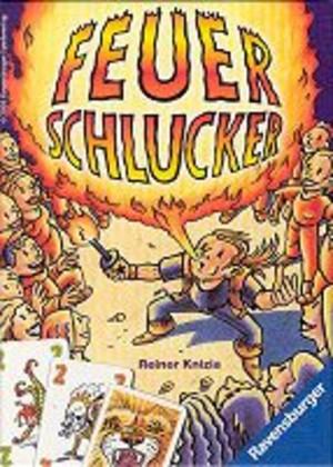 Feuer Schlucker