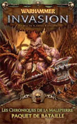 Warhammer - Invasion : Les Chroniques de la Malepierre