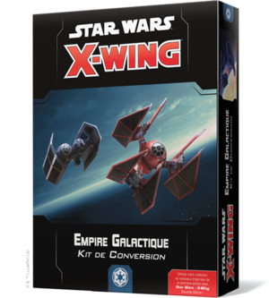 Star Wars - X-Wing 2 : Empire Galactique - Kit de Conversion