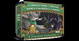 Massive Darkness : Les Assassins de Lunesang vs. Le Pandéléphant Massive Darkness