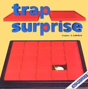 Trap surprise