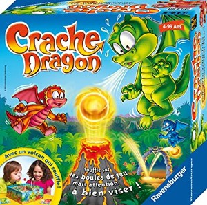 Crache dragon