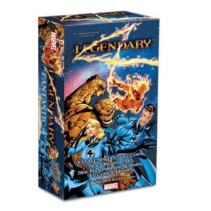 Legendary : Fantastic Four