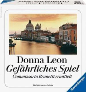 Donna Leon: Gefährliches Spiel