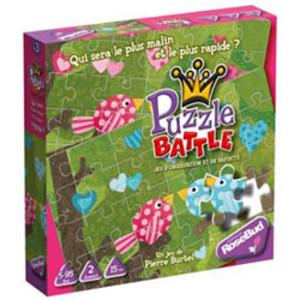 Puzzle Battle : Oiseaux