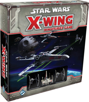 Star Wars: X-Wing - Miniatures Games