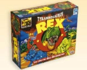 Tyrannosaurus Rex, le jeu  l'extraordinaire maman pivert