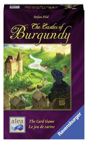 Carte Chateau Bourgogne.Les Chateaux De Bourgogne Le Jeu De Cartes Les Chateaux