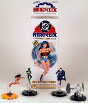 DC Heroclix : DC Cosmic Justice