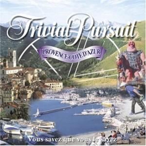 Trivial Pursuit - Provence-Côte d'Azur