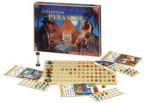 Expédition pyramide
