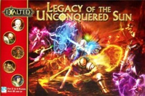 Exalted : Legacy of the Unconquered Sun