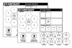 Starfight - Expansion Pack V: Ships