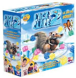 L'âge de glace 2 - Le jeu de Scrat